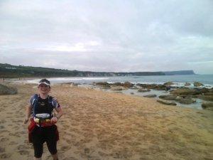 Didi on Beach